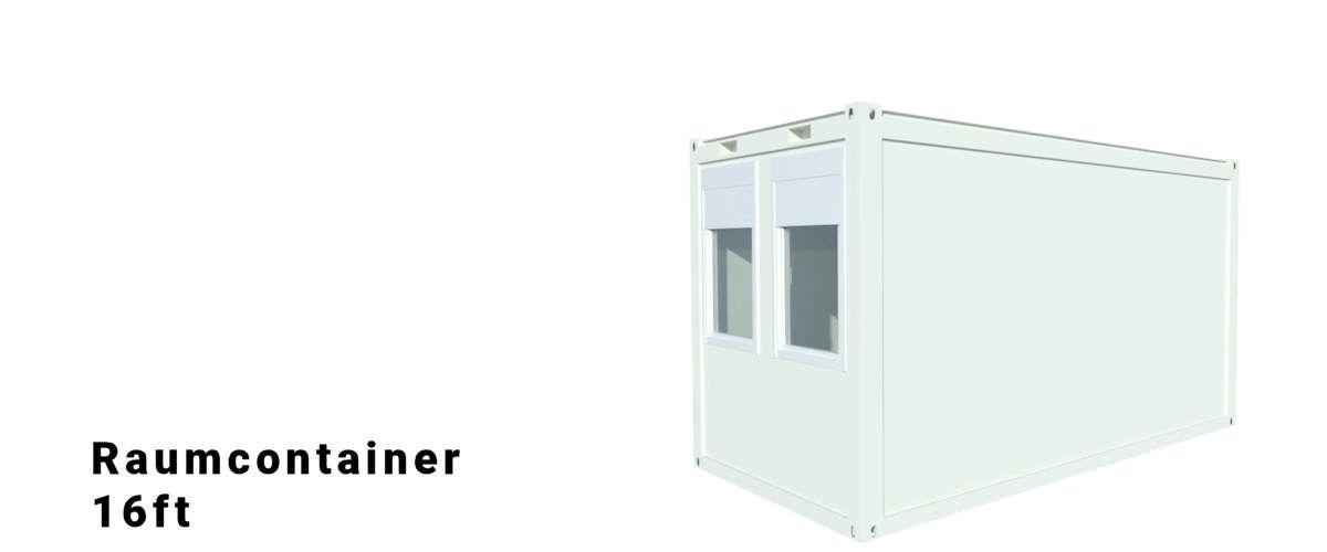 Algeco 16ft Raumcontainer