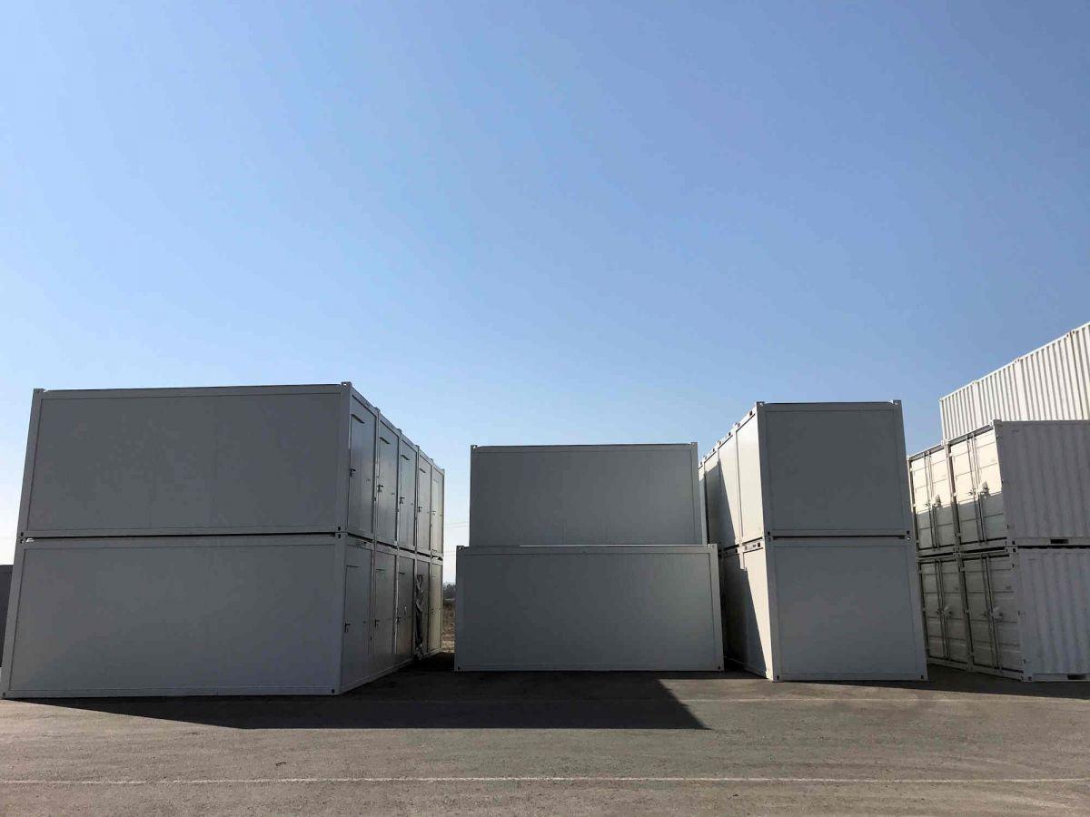 Algeco Raumcontainer lagernd