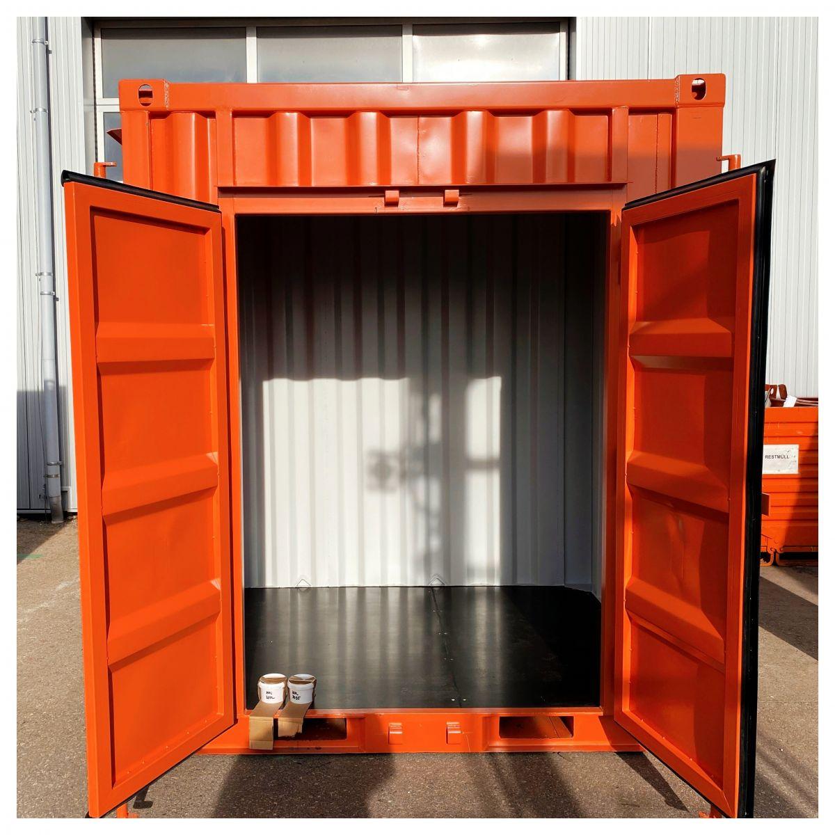 Algeco Sonderlagercontainer