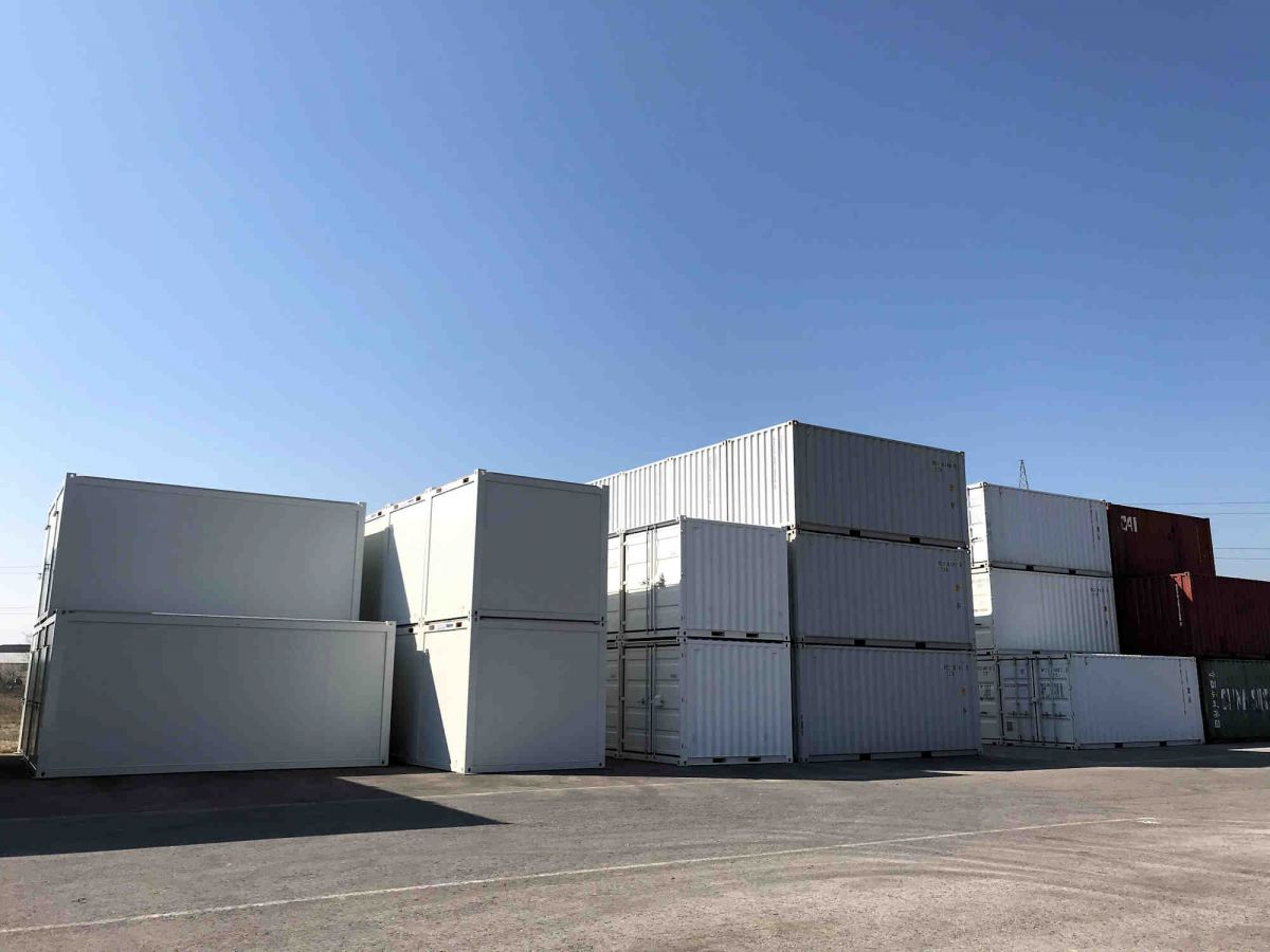 Algeco Standard Container lagernd