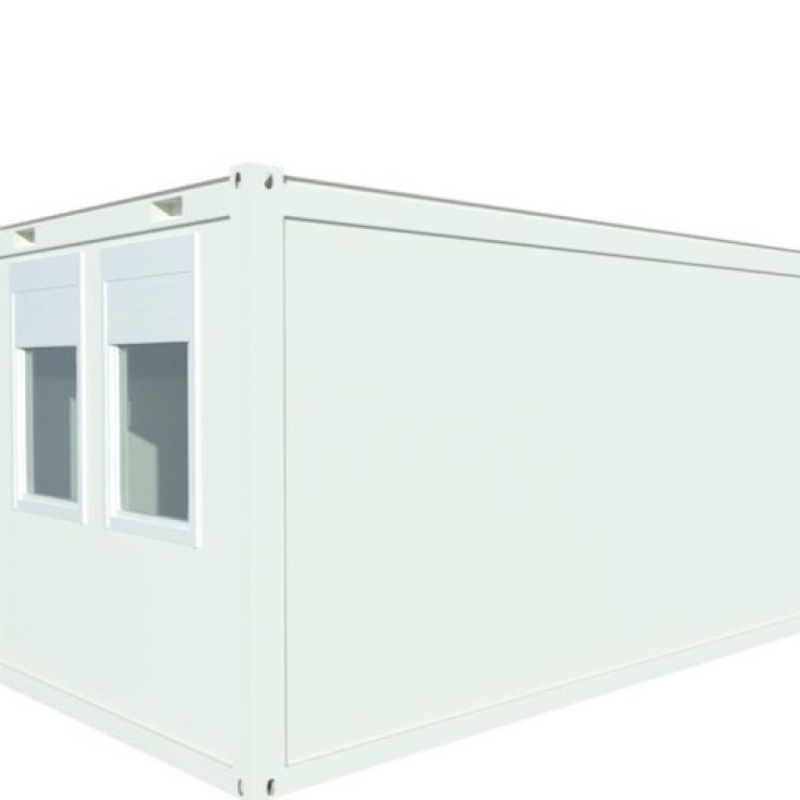 Algeco Raumcontainer Sonderbreite