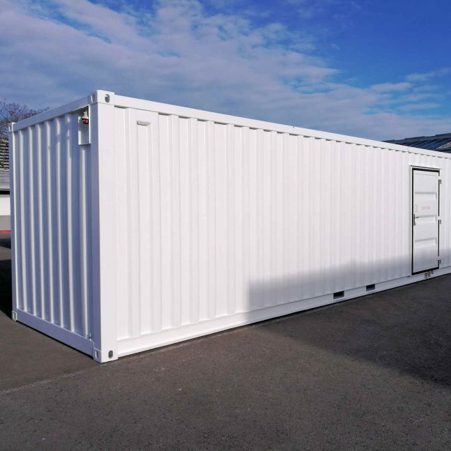 Algeco Lagercontainer 30ft