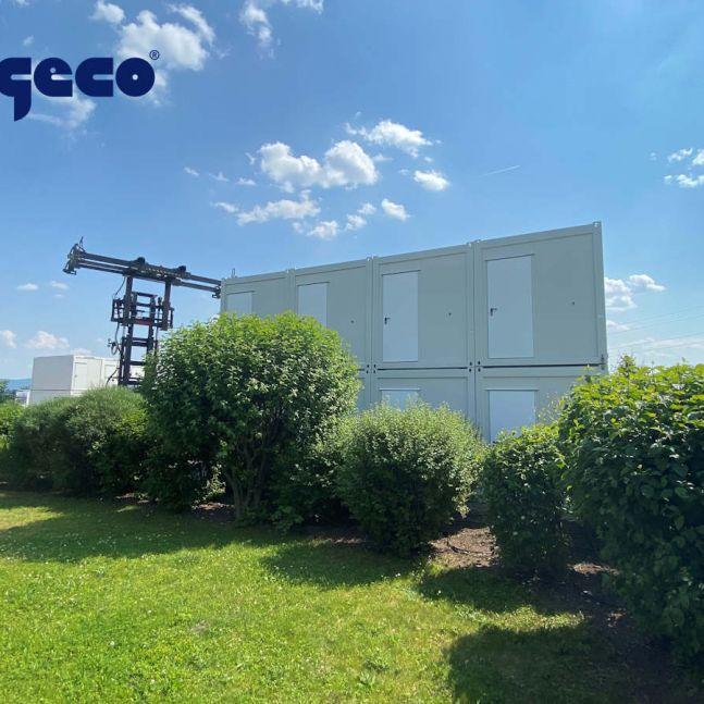 Algeco Standardcontainer lagernd