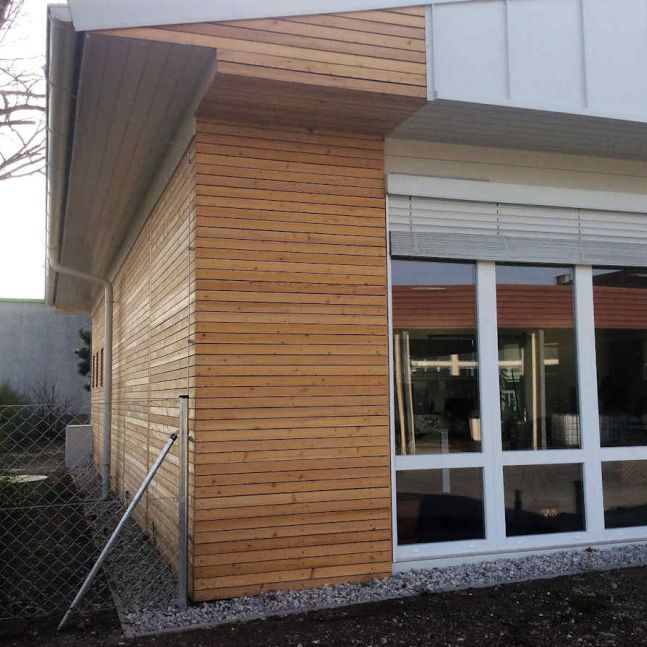 Algeco Raumcontaineranlage Büro
