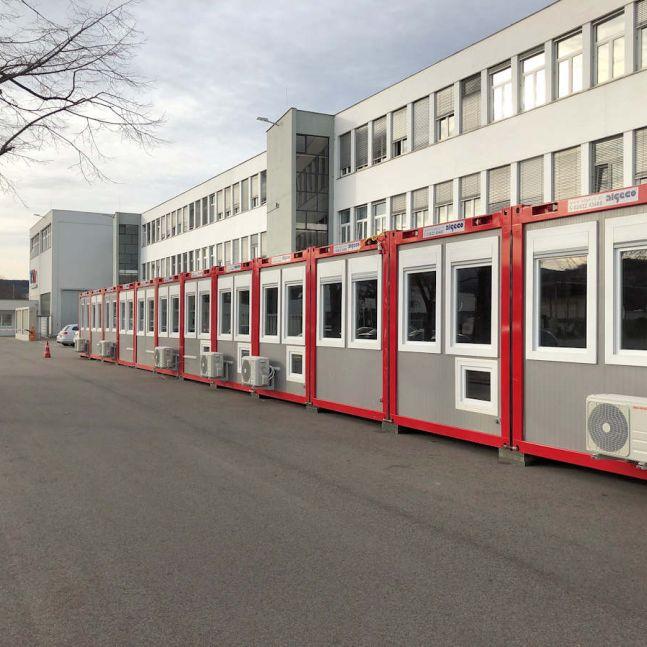 Algeco Bürocontainer Miete Wiener Neudorf