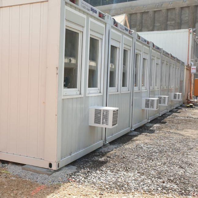 Algeco Raumcontainer gebraucht