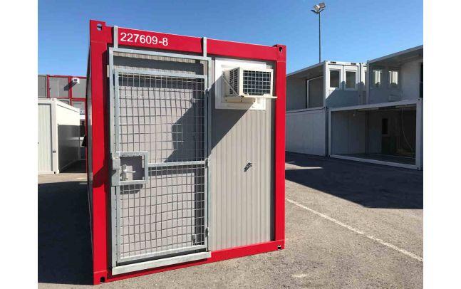 Algeco 360 Grad Service Einbruchschutz